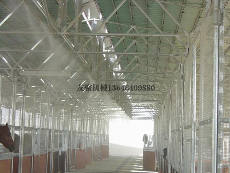 养殖场喷雾消毒系统