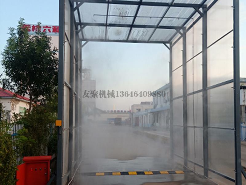 车辆防疫消毒设备