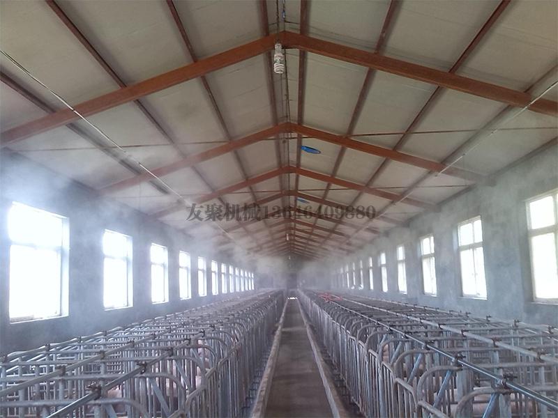 养殖场喷雾消毒设备